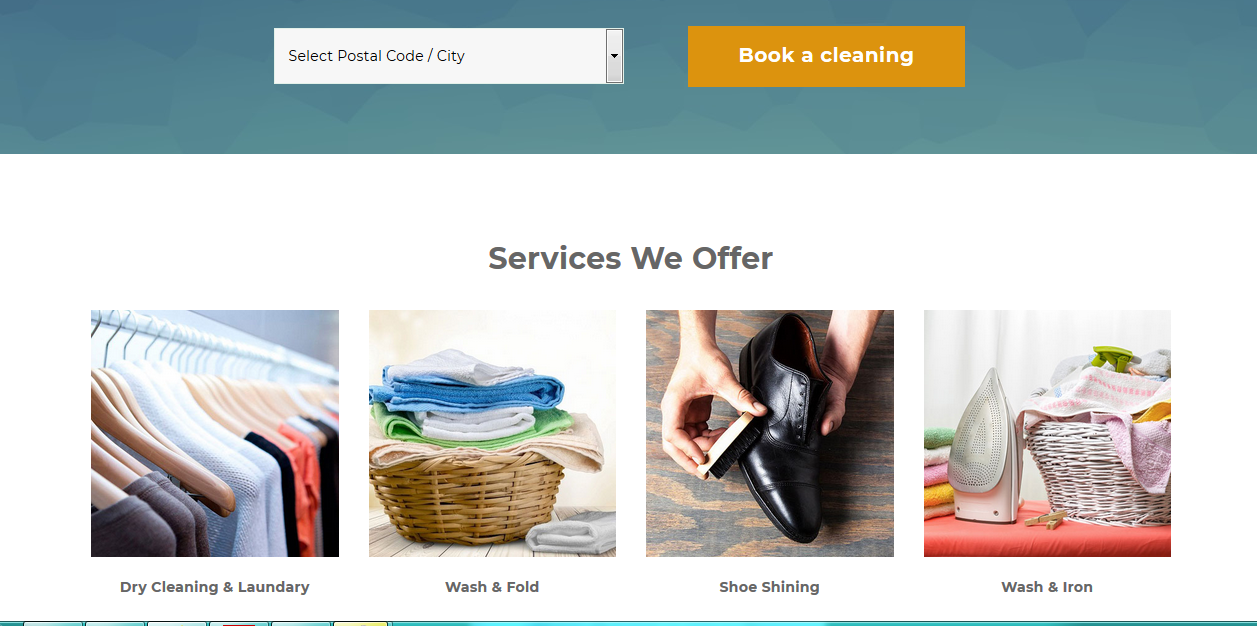Laundary - Buy Ready Website.