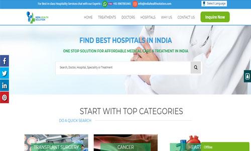 India Health Solution