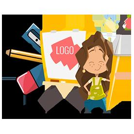 logo & product Designing